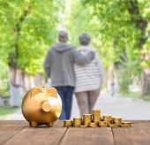 istock Retirement money 1007278984