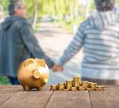 istock Retirement savings 1007278924