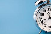 istock Retro alarm clock 175165308