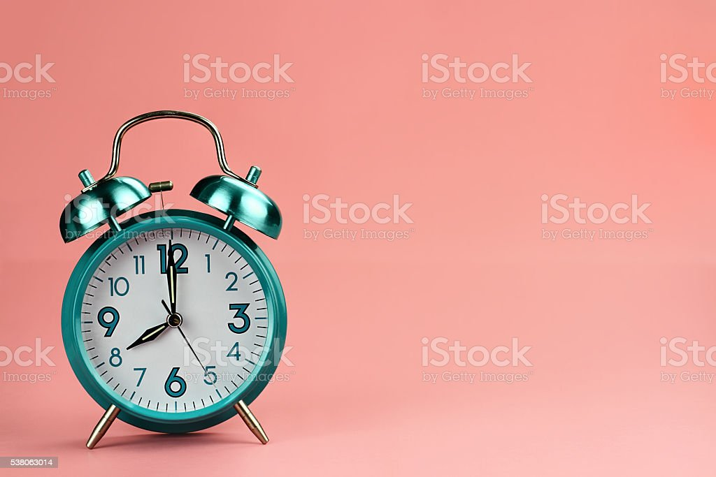 Retro Alarm Clock​​​ foto