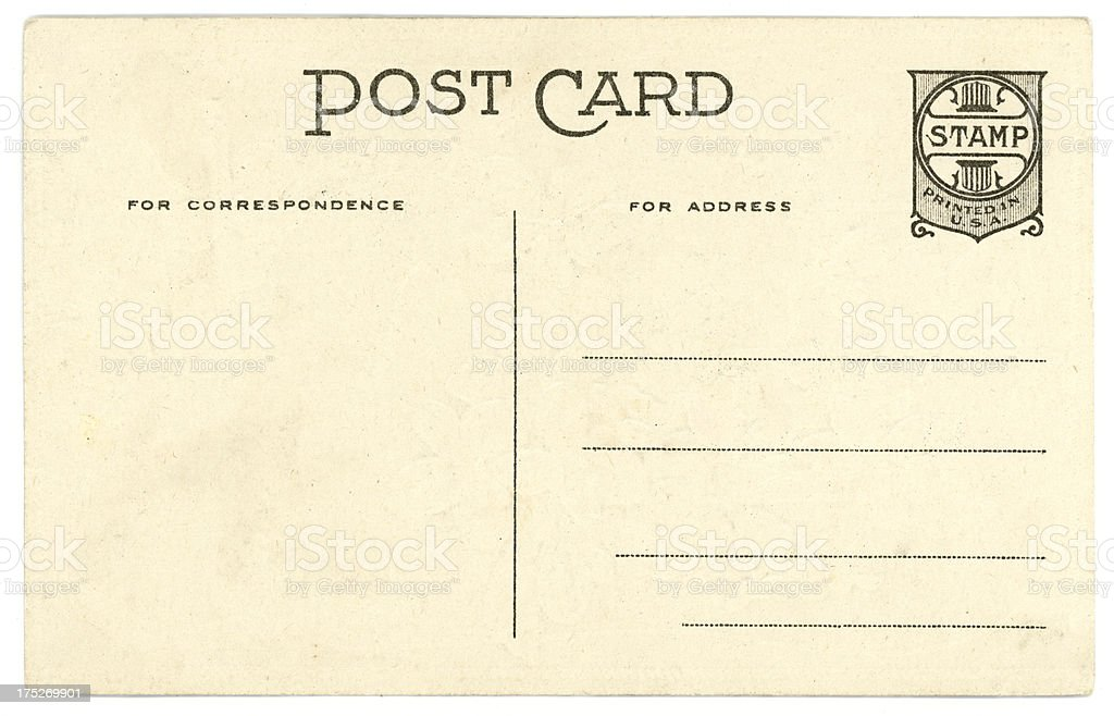 Have You Inherited a Postcard Collection