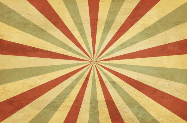 retro background - circus background stock photos and pictures