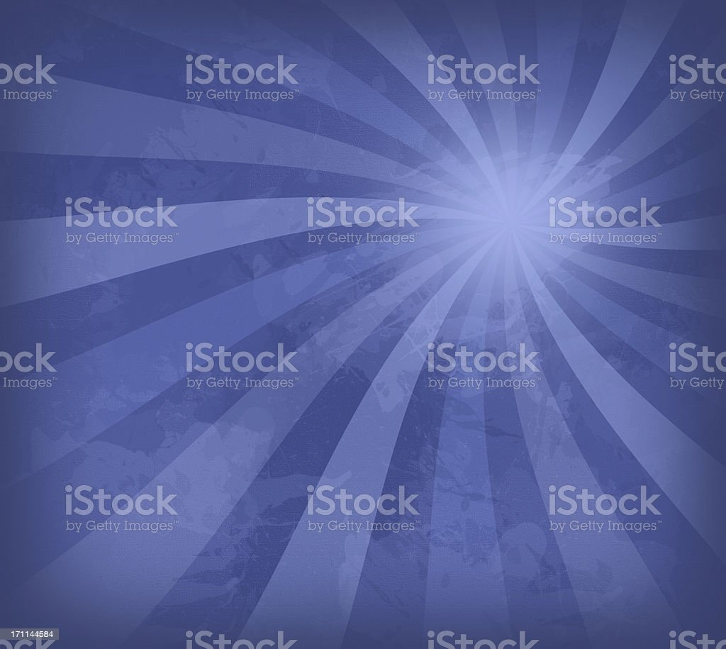 Retro Blue Background royalty-free stock photo