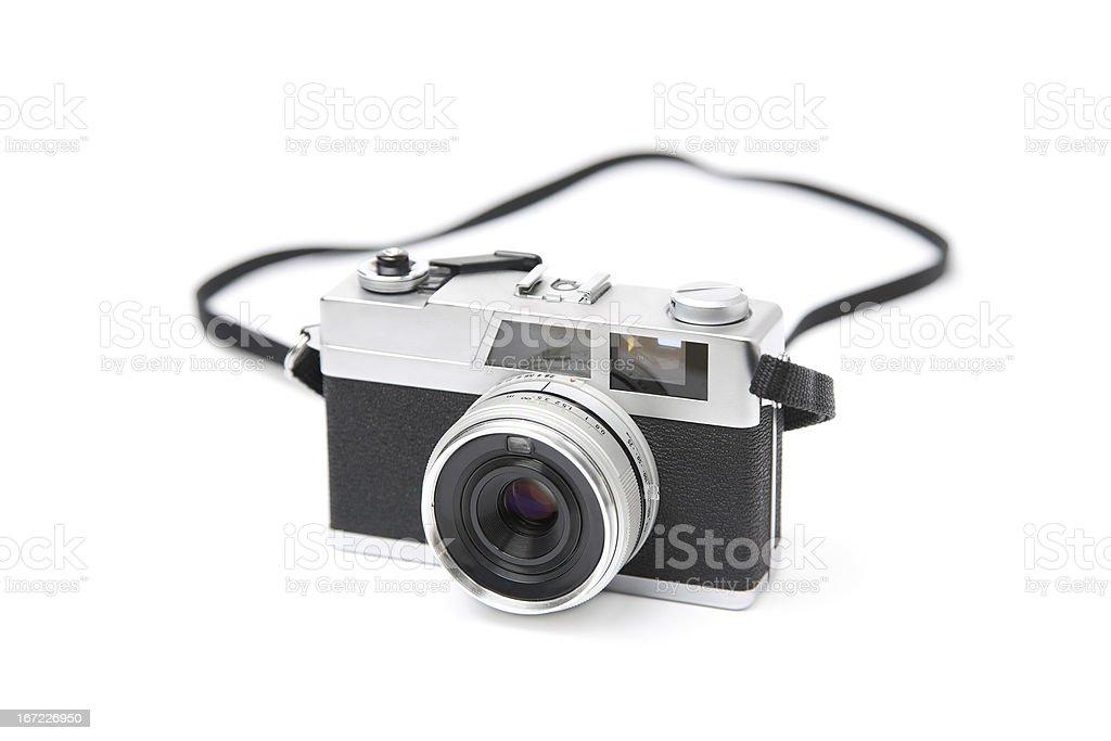 retro camera royalty-free stock photo