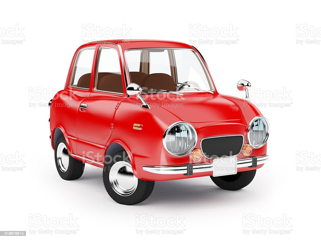 Retro Auto 1960 – Foto