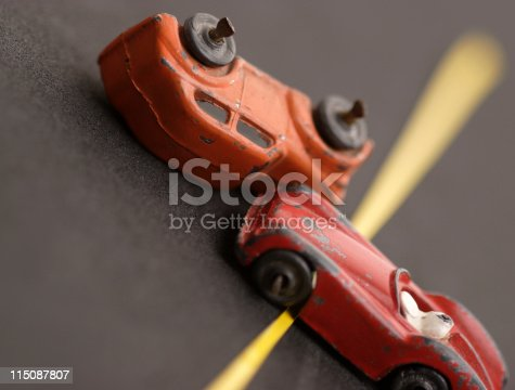 istock retro car wreck 115087807