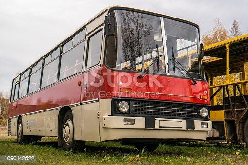 Retro DDR bus