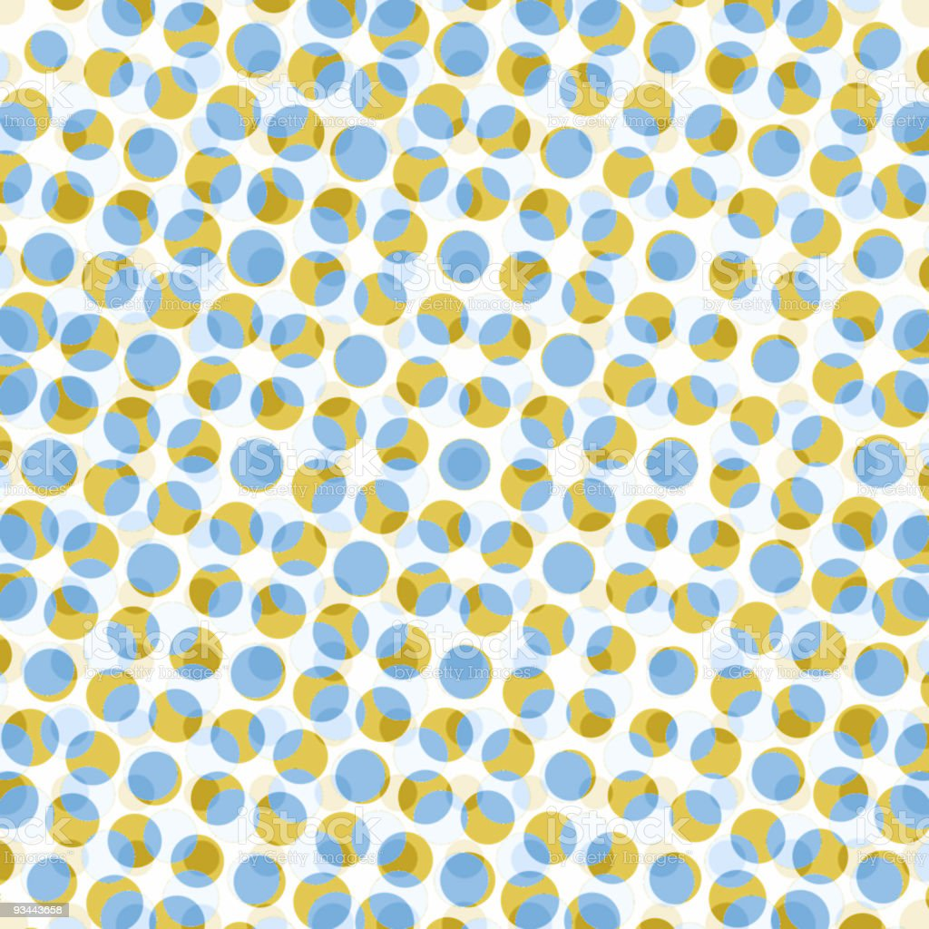 Retro Dots stock photo
