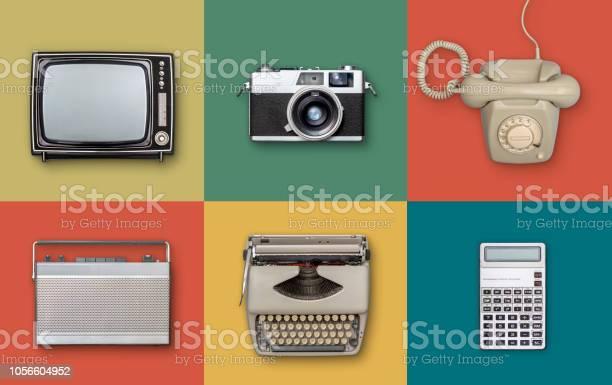 Retro eighties electronics items background picture id1056604952?b=1&k=6&m=1056604952&s=612x612&h= c9yvicyhuzdeu 1kxq jl06zbziw z7c8vifgw9ody=