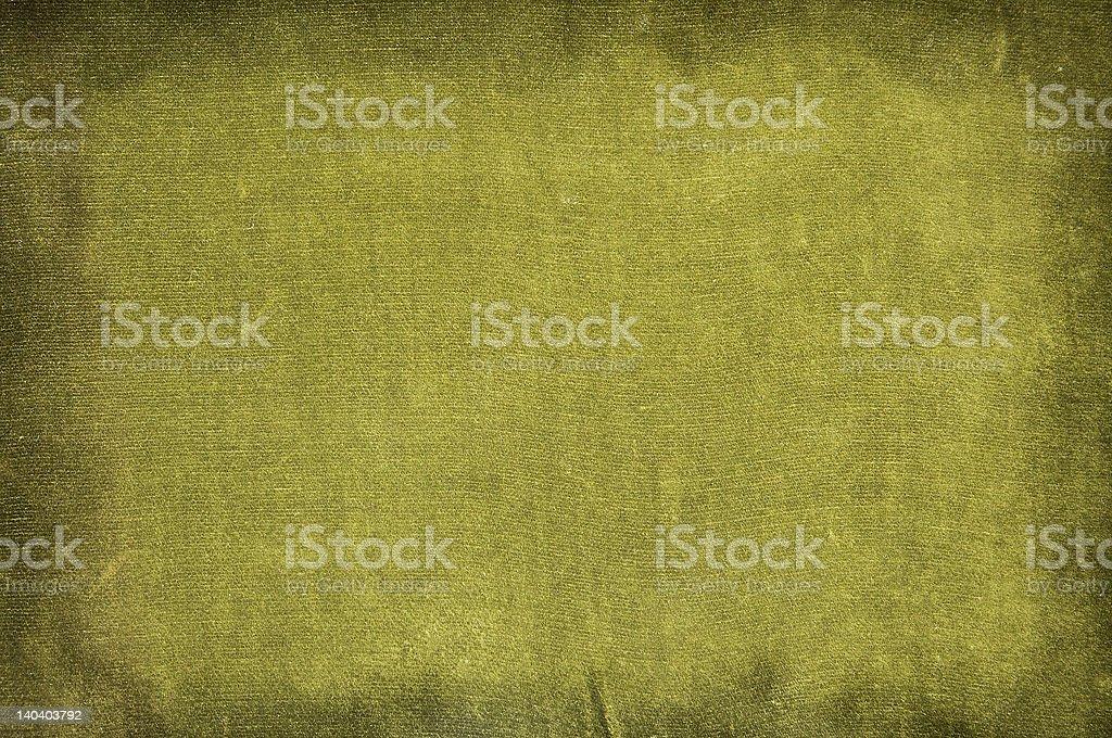 Retro green canvas royalty-free stock photo