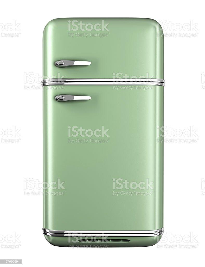 Retro-Kühlschrank – Foto