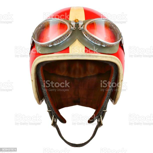 Retro helmet with goggles on a white background protective headwear picture id928457874?b=1&k=6&m=928457874&s=612x612&h=ol6bzrppxv1wynjkh0ssmhzyq5m0mp1s9jdsngi jam=