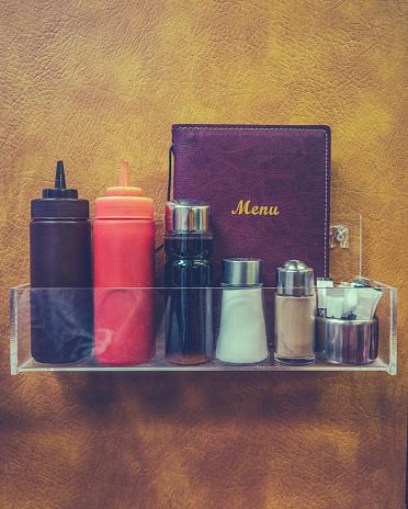 istock Retro Hipster Diner Detail 486658654