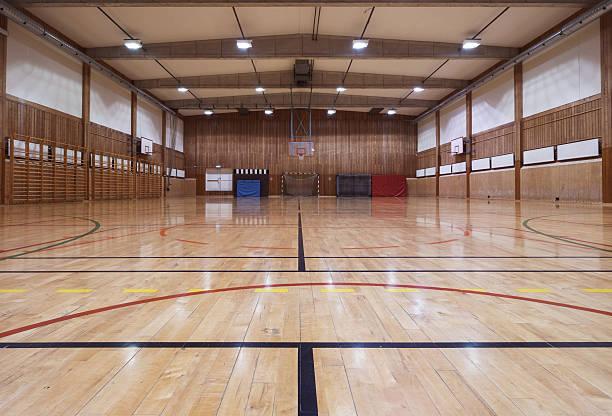 retro sala de ginástica interna - comodidades para lazer - fotografias e filmes do acervo