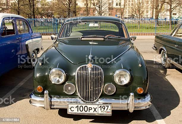 Retro jaguar