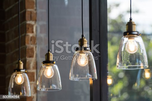 istock retro luxury light lamp 500504254
