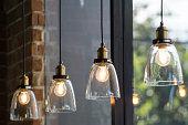 retro luxury light lamp