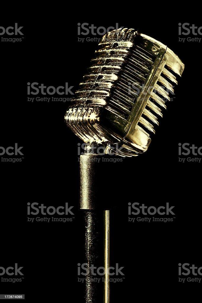 Retro-Mikrofon – Foto