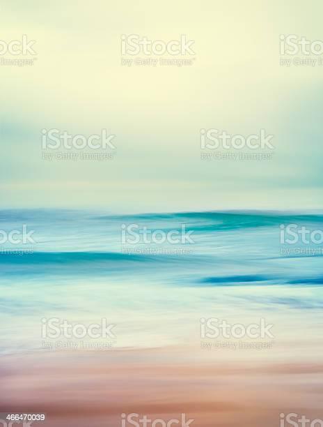 Photo of Retro Ocean Waves
