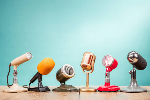 News microphone photos (76,416 free images)
