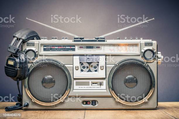 Retro outdated portable stereo boombox radio cassette recorder from picture id1046404070?b=1&k=6&m=1046404070&s=612x612&h=smhquzfrjxqurdlsrbto7tjiigjalt2j wc814jzhea=