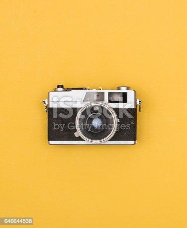 istock retro photography camera 646644538