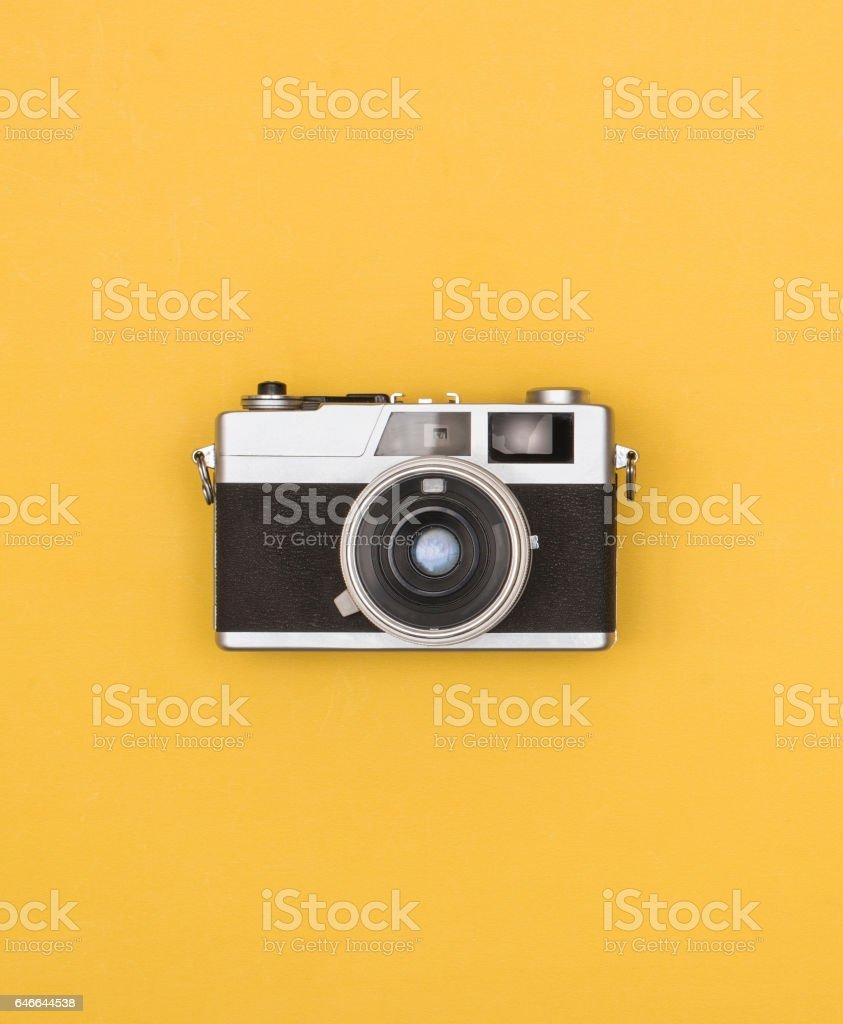 caméra de photographie rétro - Photo