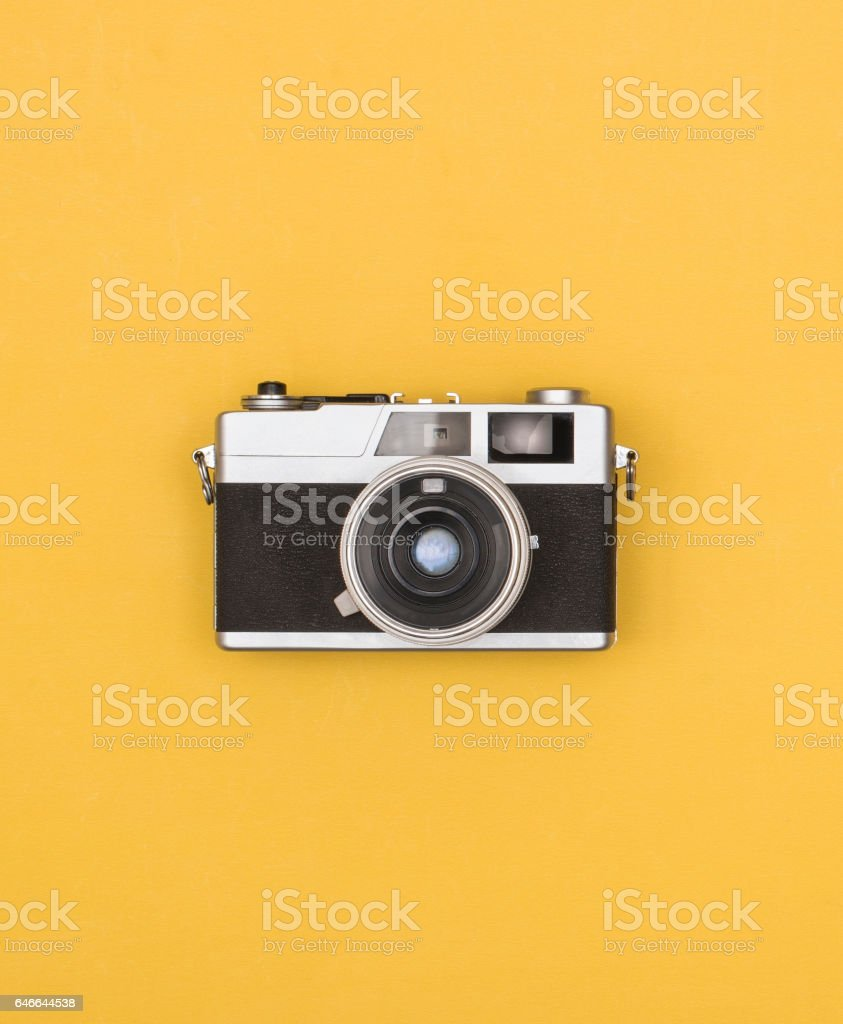 retro photography camera – zdjęcie