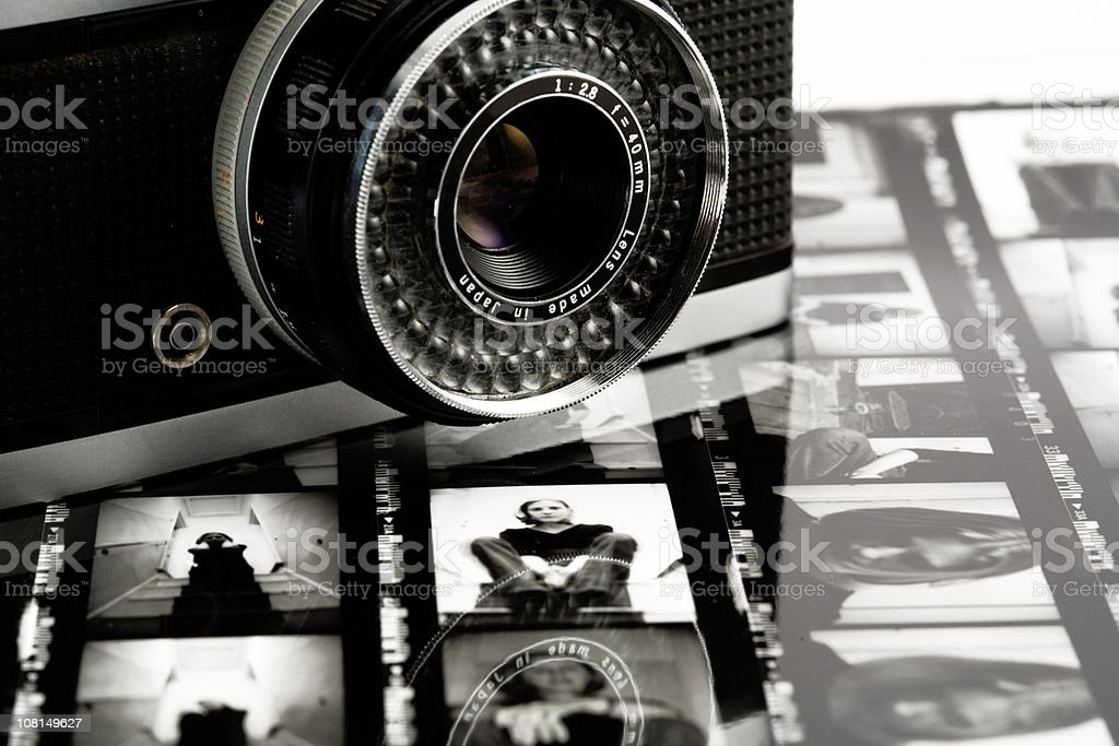 Retro photography royalty-free stock photo