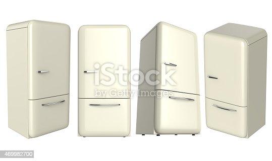 Retro Kühlschrank : Set retro kühlschrank kühlschrank stockfoto und mehr bilder von 2015