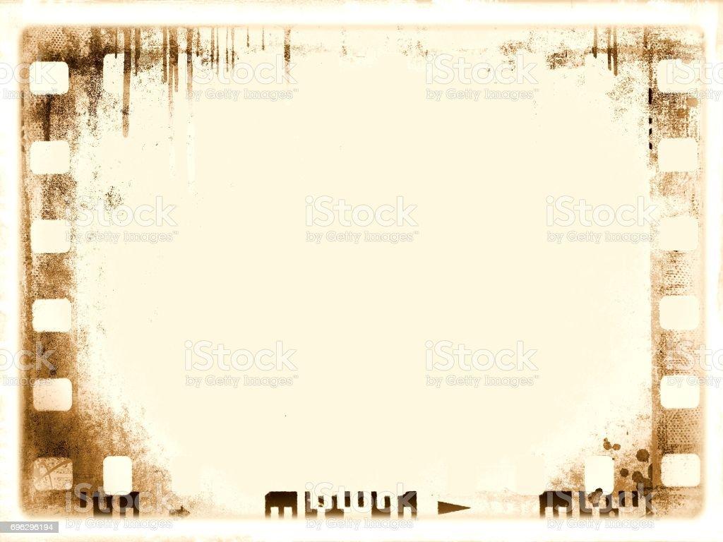 retro sepia film strip frame or background stock photo download image now istock retro sepia film strip frame or background stock photo download image now istock
