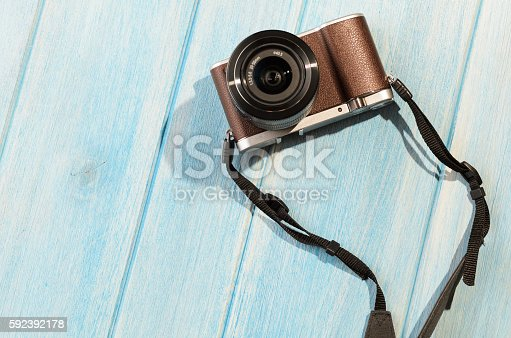 istock retro style camera 592392178