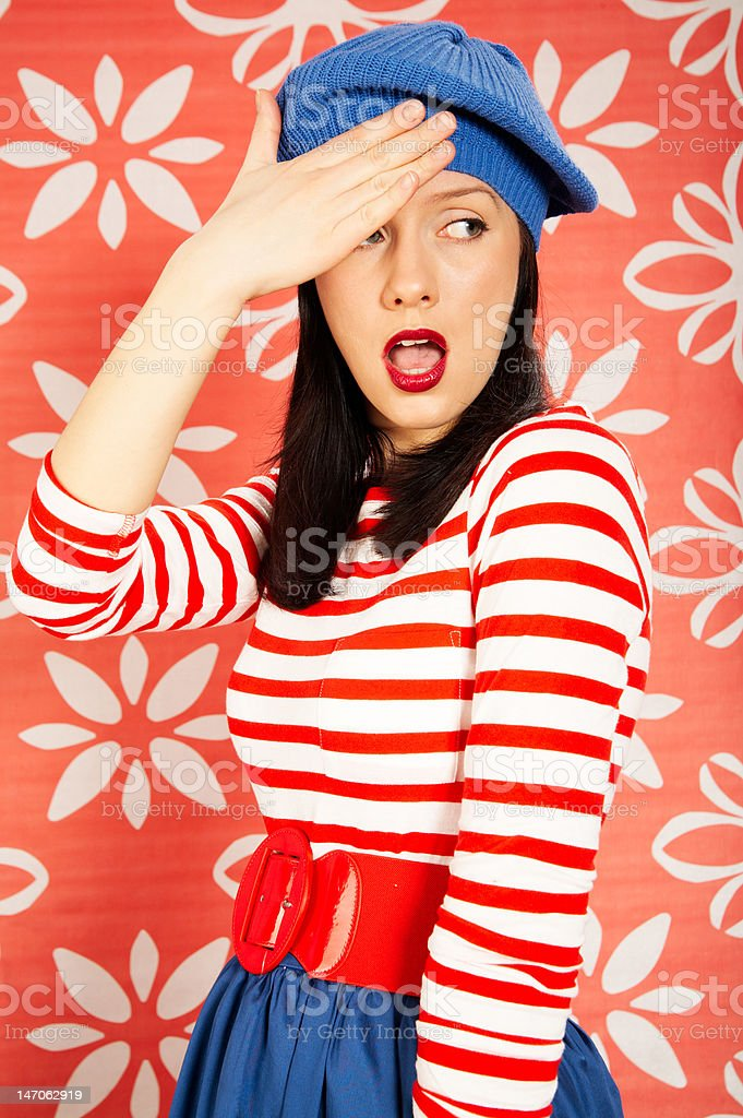 retro style is back royalty-free stock photo