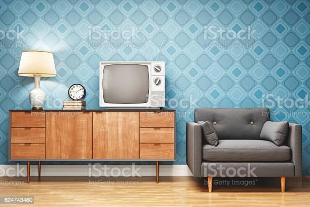 Retro style living room interior design picture id624743460?b=1&k=6&m=624743460&s=612x612&h= 9xyo4qwady6b1xhdzckrsmkzwkxiqwsjjrnhbvl5aa=