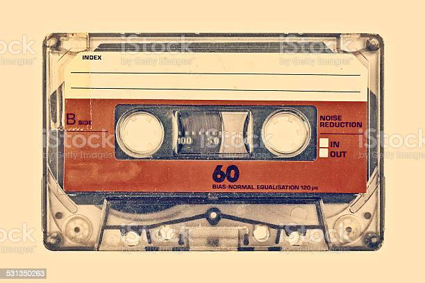 Retro styled image of an old compact cassette picture id531350263?b=1&k=6&m=531350263&s=612x612&h=yk1rrnb0no8ln6yt jtteqlwvhjcwkn6oakrzqnpq2q=