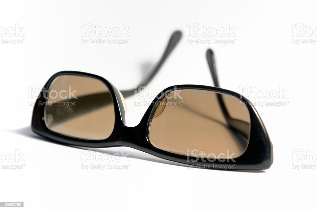 retro sunglasses royalty-free stock photo