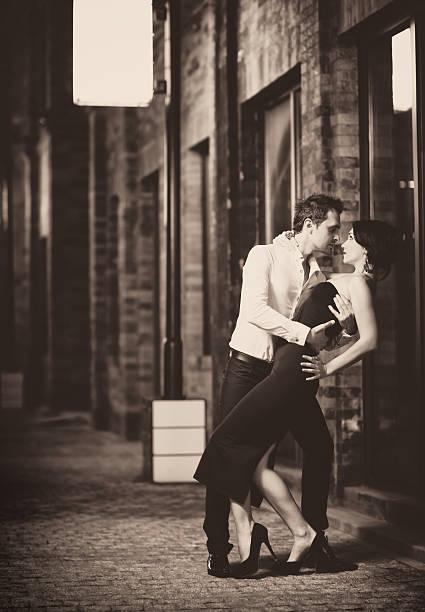retrô dançar tango - belas mulheres argentina - fotografias e filmes do acervo