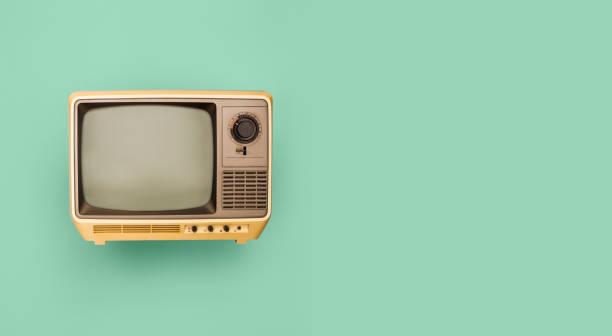 Retro-Fernsehköder – Foto