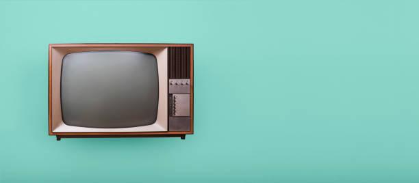 Retro-TV-header – Foto