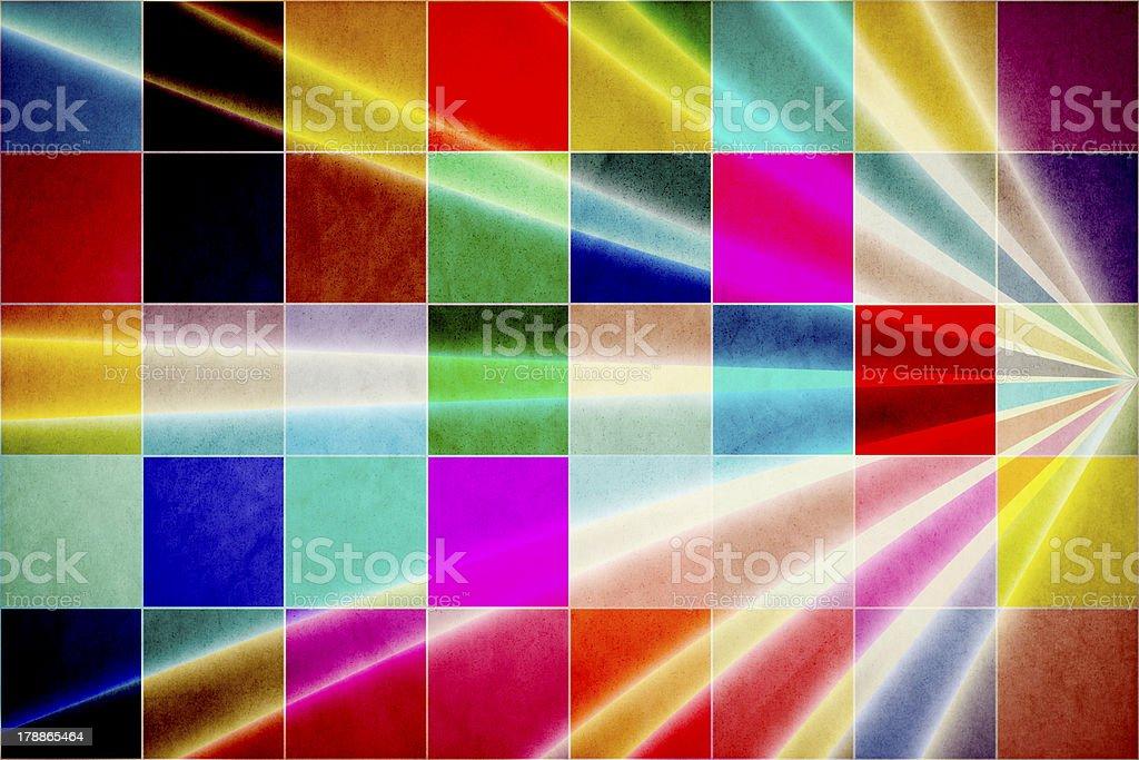 Retro Template royalty-free stock photo
