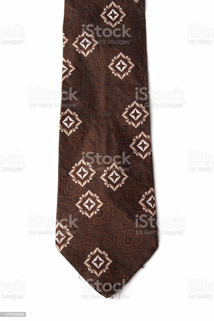 Retro Tie royalty-free stock photo