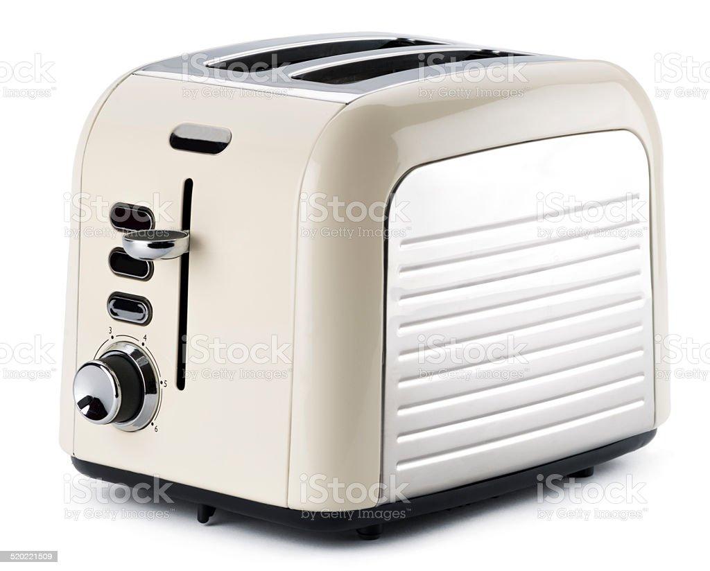 Retro Toaster stock photo