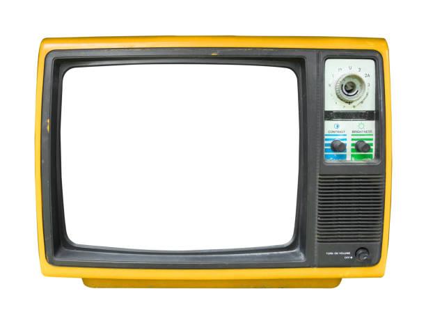 Retro-Fernseher – Foto