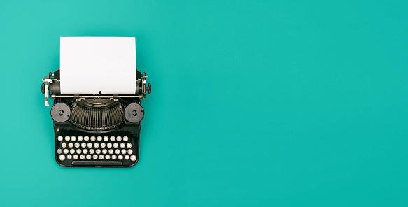 istock retro typewriter header 643856256
