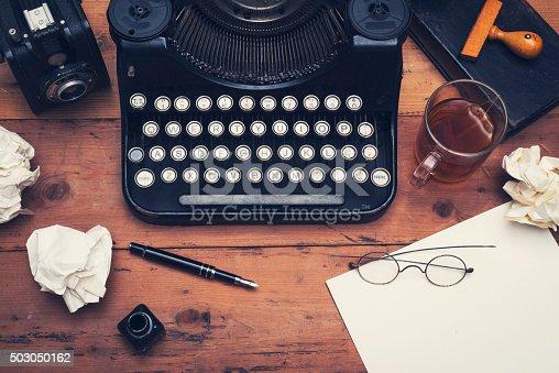 istock retro typewriter hero header 503050162