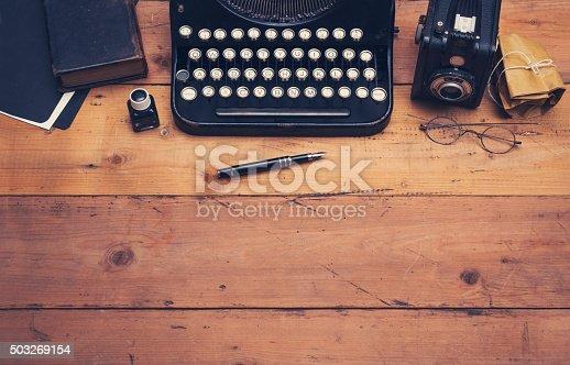 istock retro typewriter hero header 503269154