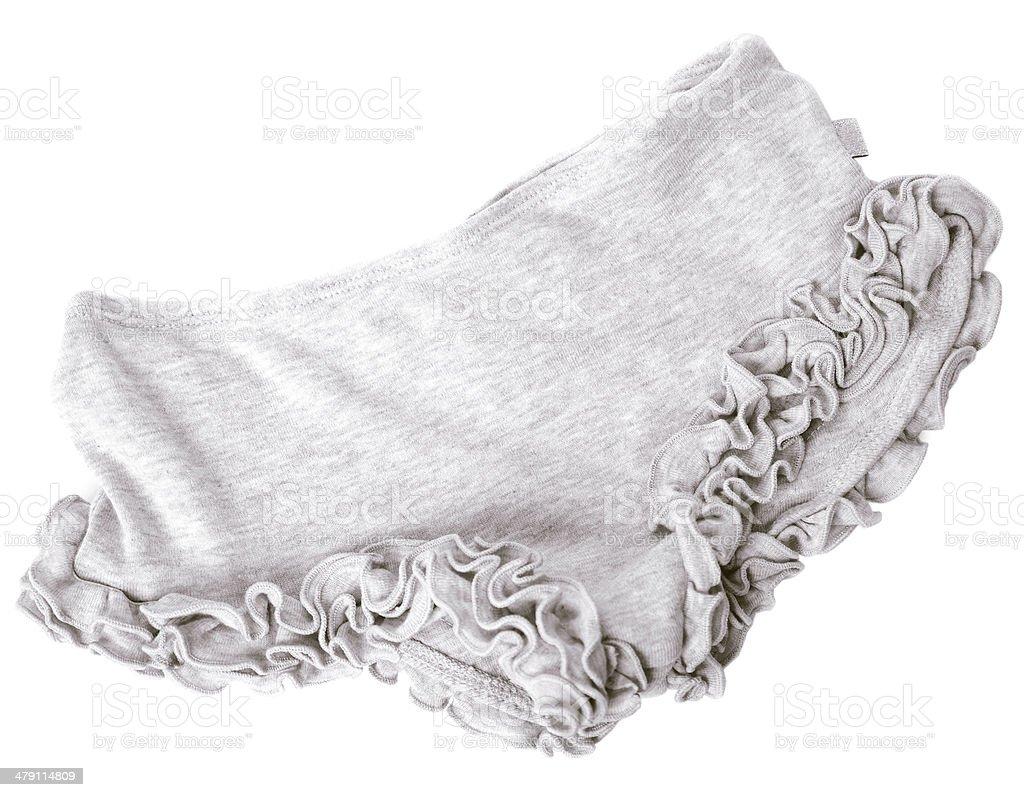 Retro Underwear stock photo