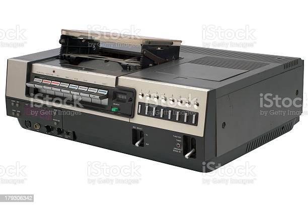 Retro video recorder picture id179306342?b=1&k=6&m=179306342&s=612x612&h=1a0xalj2pjjb9qoc5 bdrxjqc5wjzbvfrxoaglq1dyc=