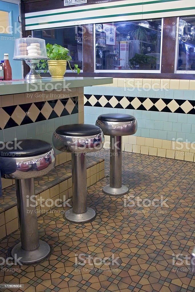 Retro Vintage Diner Stock Photo Download Image Now Istock