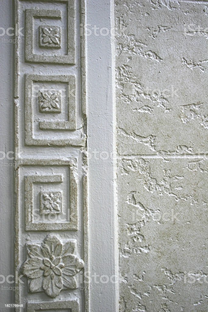 Retro Wall Texture royalty-free stock photo